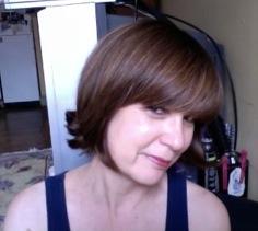 Stacy Horn Fall Haircut