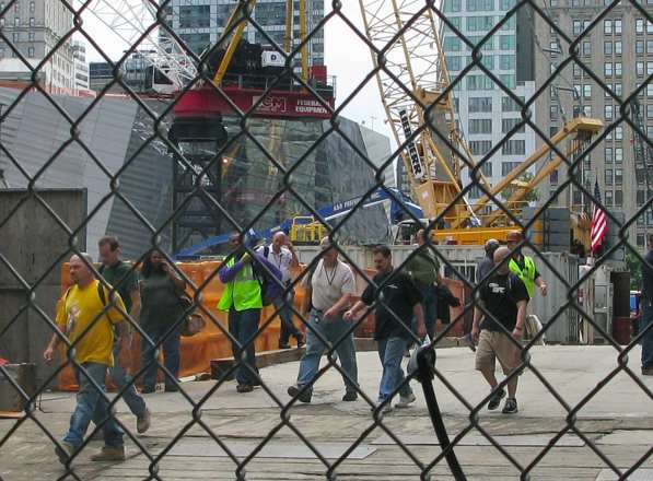 World Trade Center Workers