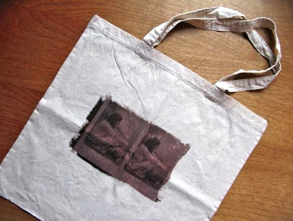 Handmade Tote bag from Peconic Bay