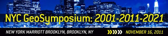 NYC GeoSymposium: 2001-2011-2021