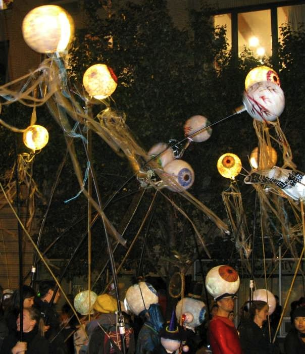 New York City Halloween Parade 2011