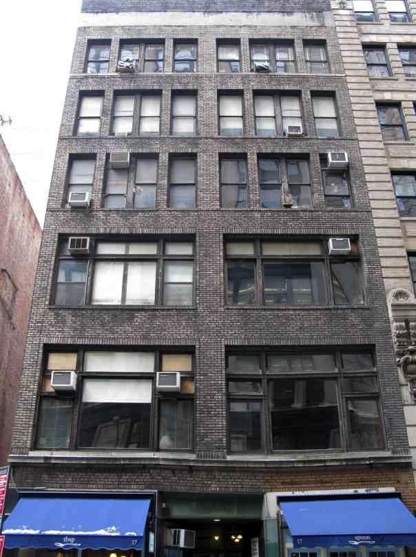 John Church Hamilton House 17 West 20th Street New York City