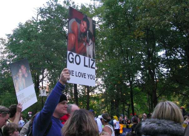 New York City Marathon 2011
