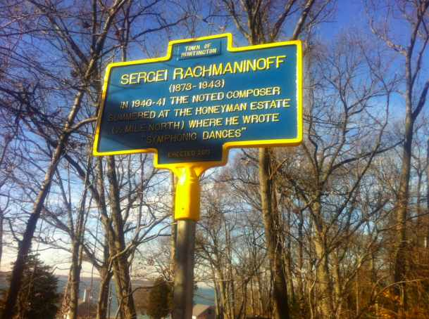 Rachmaninoff in Huntington, LI