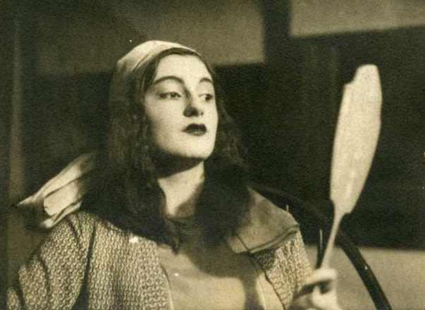 Eugenia Hughes, 1929