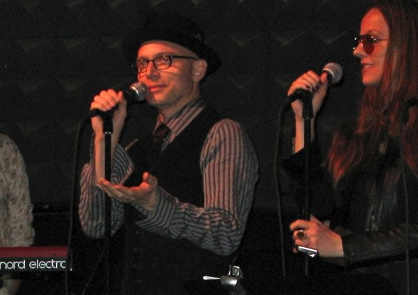 Michael Cerveris at the Loser's Lounge