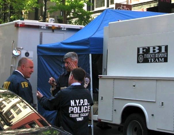 Etan Patz Crime Scene