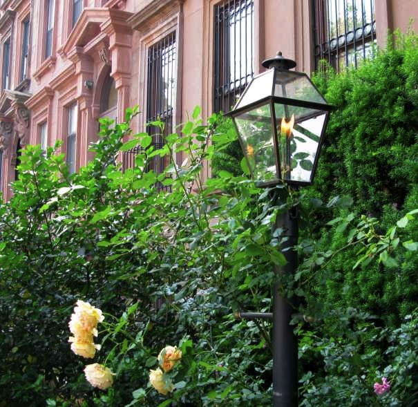 Gas Lamp in Brooklyn