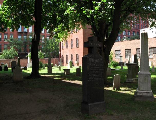 Old St. Patrick's Graveyard
