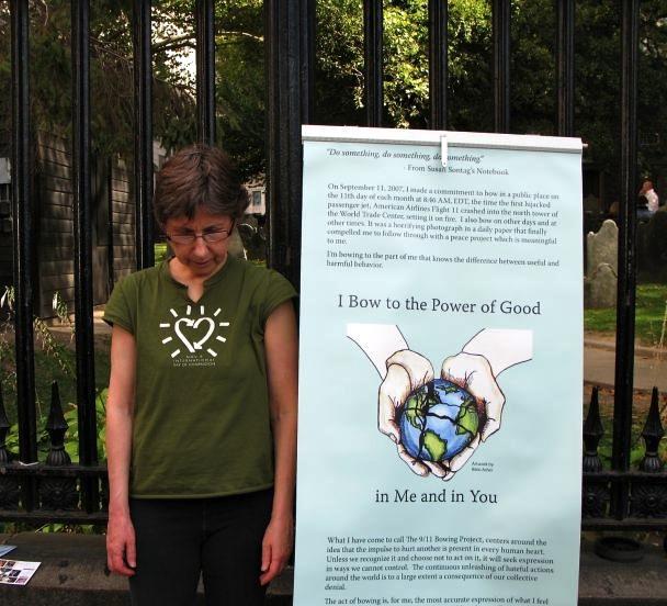 St. Paul's Chapel 9/11/12