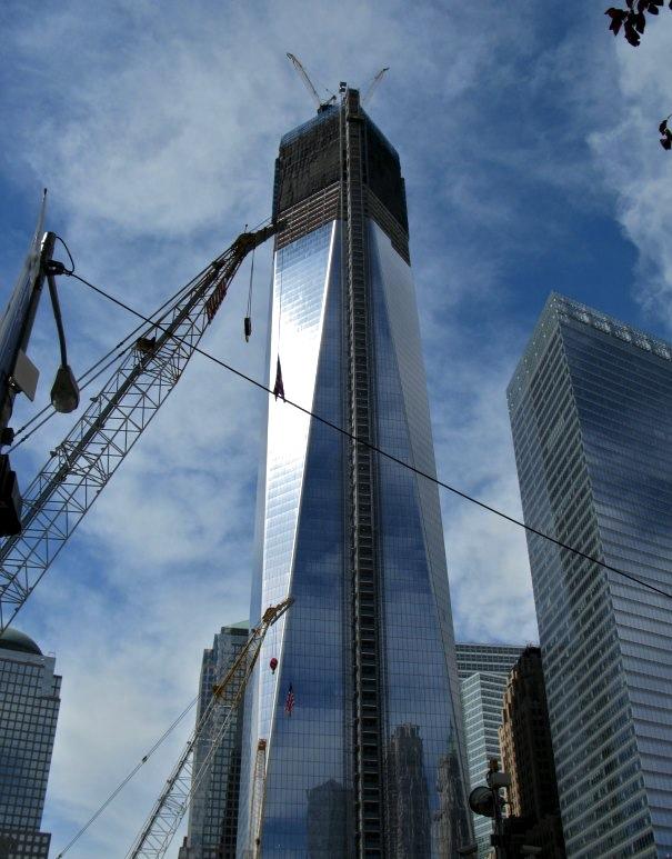World Trade Center 1 9/11/12