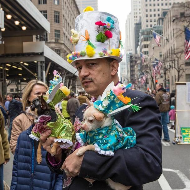 Easter Parade, New York City, 2013