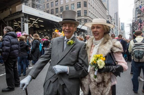 Easter Parade, New York City, 2013