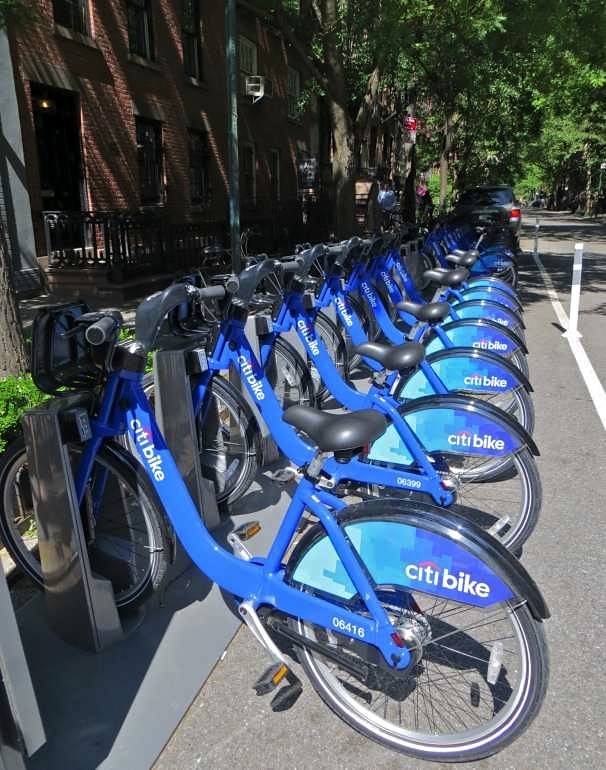 Citi Bike, New York City