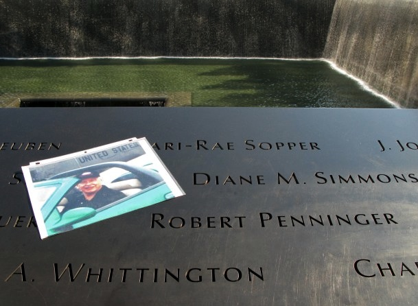 World Trade Center Memorial, Robert Penninger
