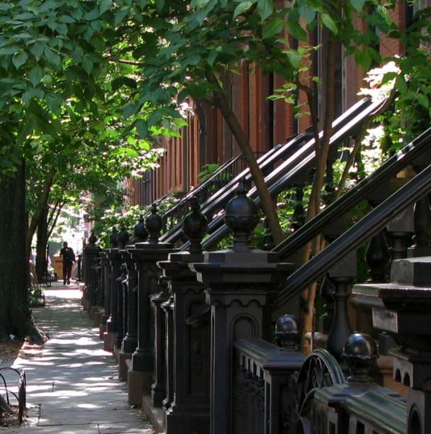 Charles Street, New York City
