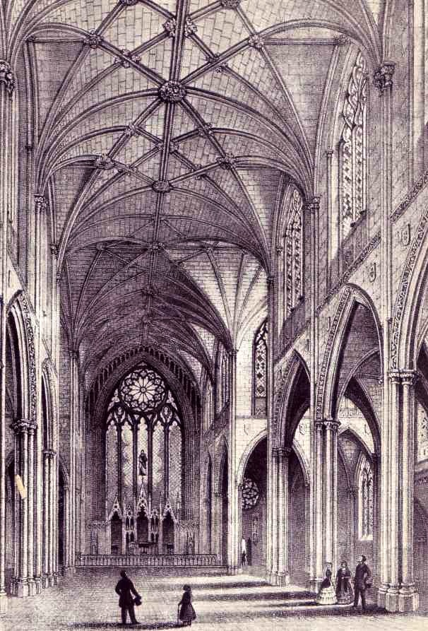 Grace Church, New York City, 1846