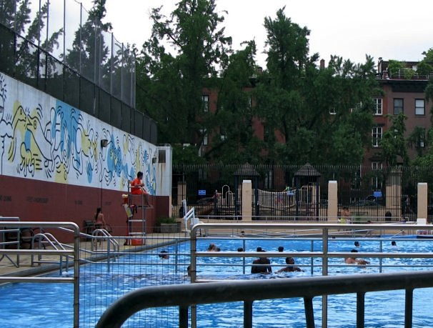 Tony Dapolito Recreation Center pool