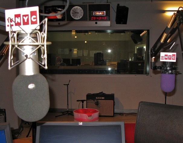 WNYC Radio Studio, New York City