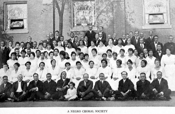 A Negro Choral Society