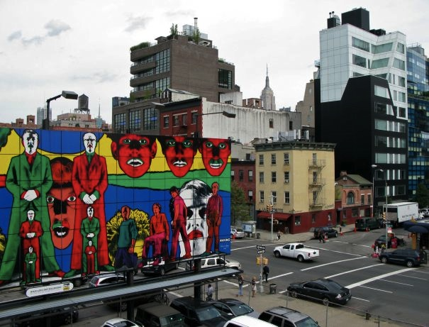 High Line, New York City