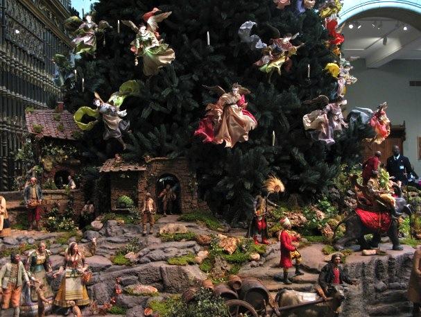 Christmas Tree, Metropolitan Museum