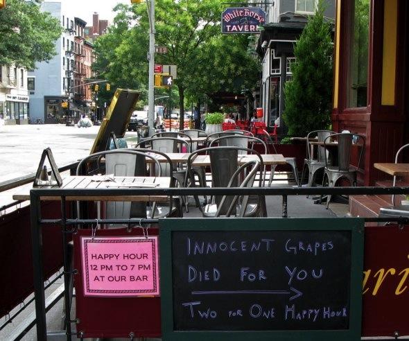 Street Signs, New York City