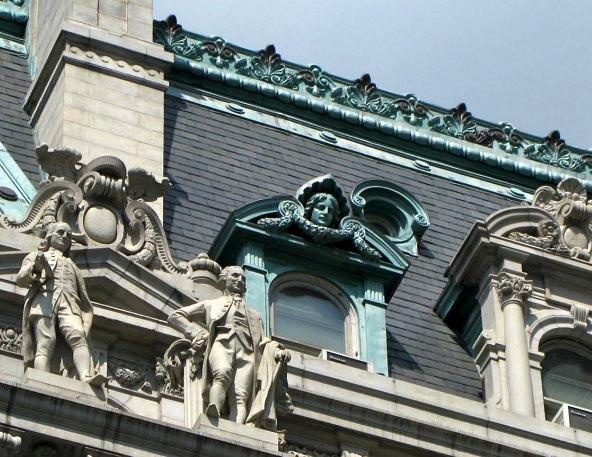 Surrogates Courthouse, Municipal Archives, New York City