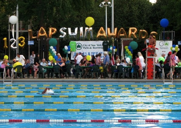 NYC Parks & Recreation Lap Swim Program