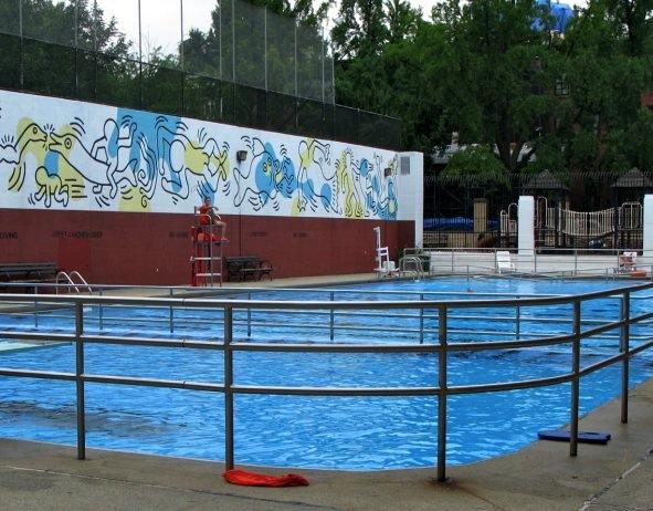 Tony Dapolito Recreation Center, New York City