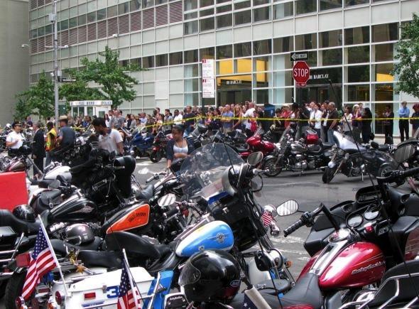 101 Barclay Street on September 11, 2014
