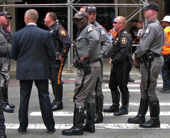 World Trade Center on September 11, 2014