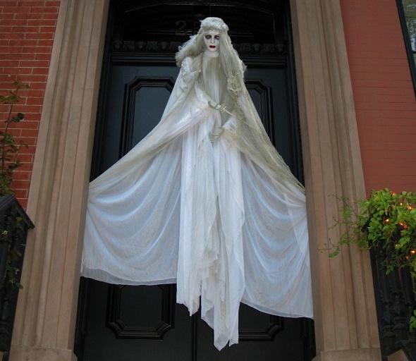 Halloween, West Village, New York City, 2014