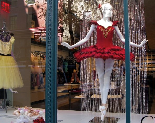 Ballet Window, New York City