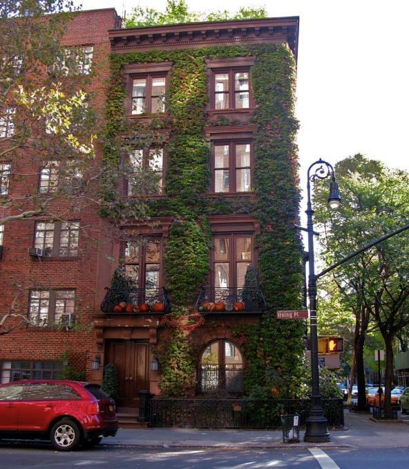 Near Gramercy Park, New York City