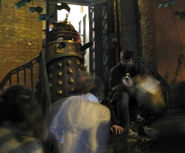 Halloween, West Village, New York City, 2014