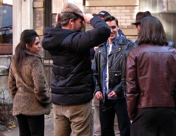Public Morals Shoot, New York City, 2014