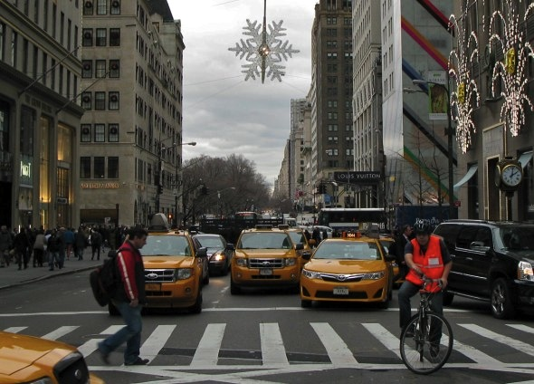 5th Avenue, New York City