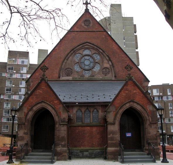 Chapel of the Good Shepherd, Roosevelt Island
