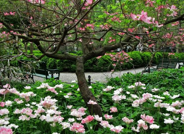 Gramercy Park, New York City