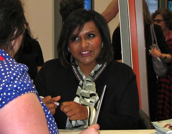 Mindy Kaling, BookExpo America 2015