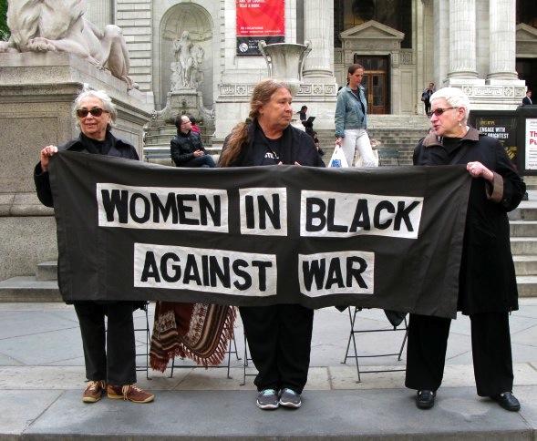 Women in Black Against War, New York City