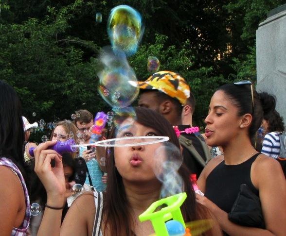 Bubble Battle NYC 2015