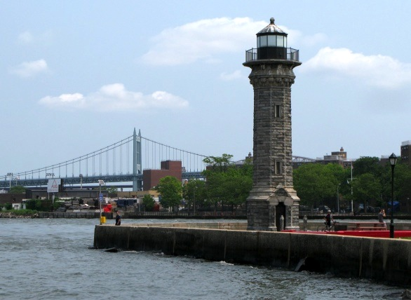 Lighthouse, Roosevelt Island, New York