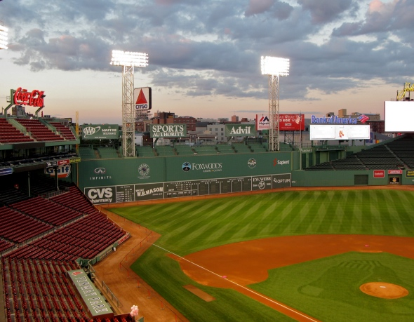 Carolyn Kaelin Memorial Fenway Park