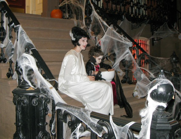 Halloween, West Village, New York City, 2015