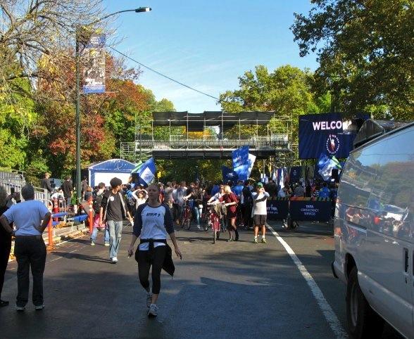 New York City Marathon Preparation, 2015