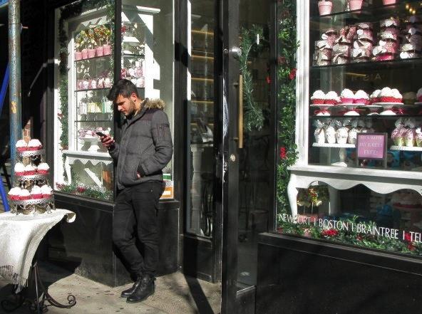 Cupcakes, Bleecker Street, New York City