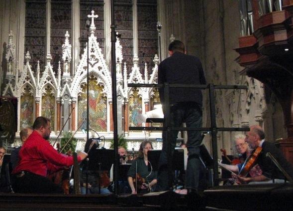 Choral Society Rehearsal