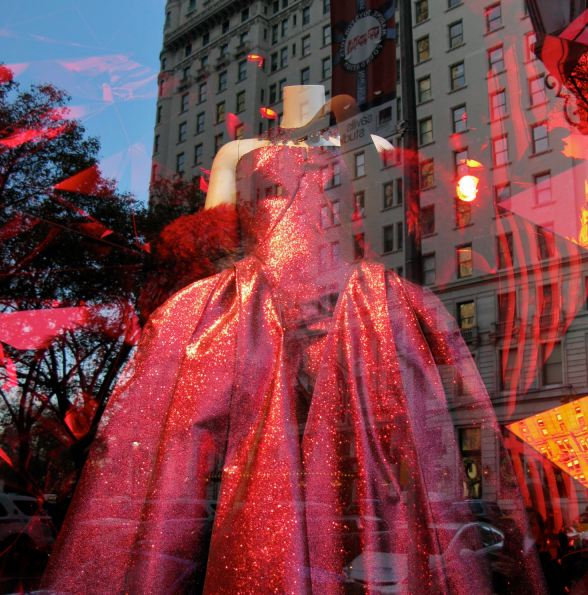 Christmas Windows, New York City, 2015